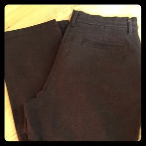 Lee Relaxed fit 8 petite pants